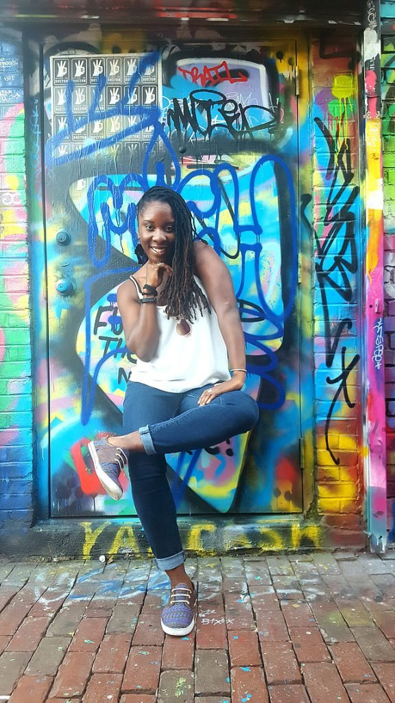 Hip Hop Artist Aysha Upchurch