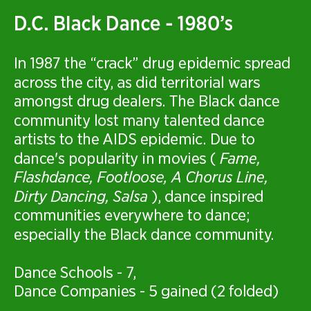 DC Black Dance 1980's.2