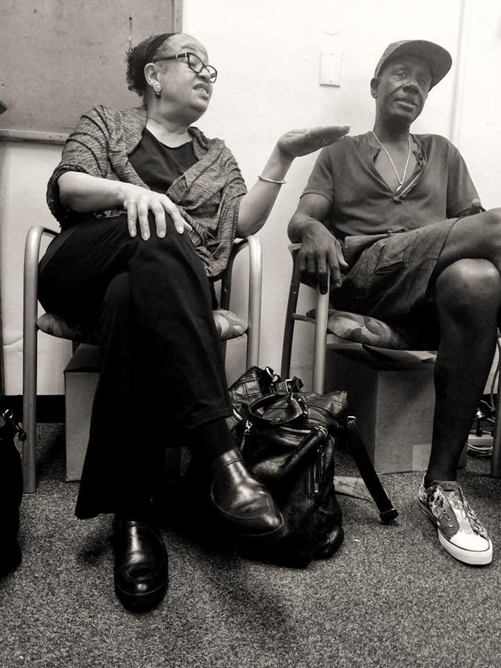 Pat Thomas & Assane Konte